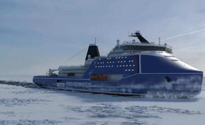 Главная проблема России. Почему ледокол «Россия» не будет построен в срок