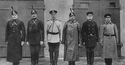 НКВД против СССР. Древняя история необычного явления