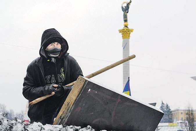 The Telegraph: До беды Украину довел Евросоюз, а не Путин
