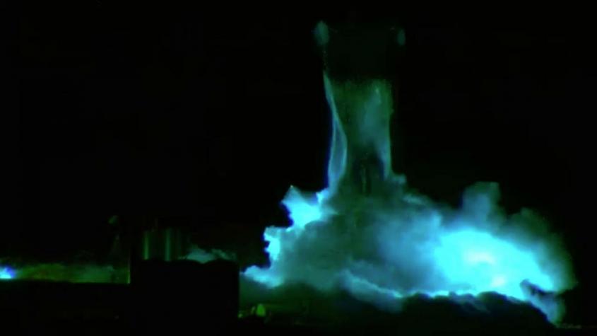 В Техасе взорвался прототип корабля Starship компании SpaceX