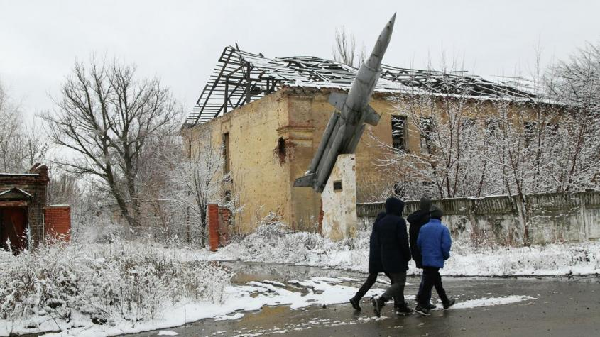 Россия выясняет, насколько Запад готов взорвать конфликт в Донбассе