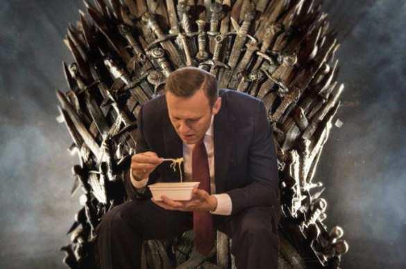 Лёха Навальный чтобы о нём не забыли объявил голодовку   Русская весна