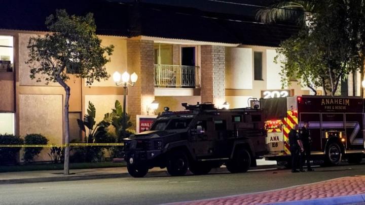 В Калифорнии погибли ребёнок и трое взрослых в результате перестрелки