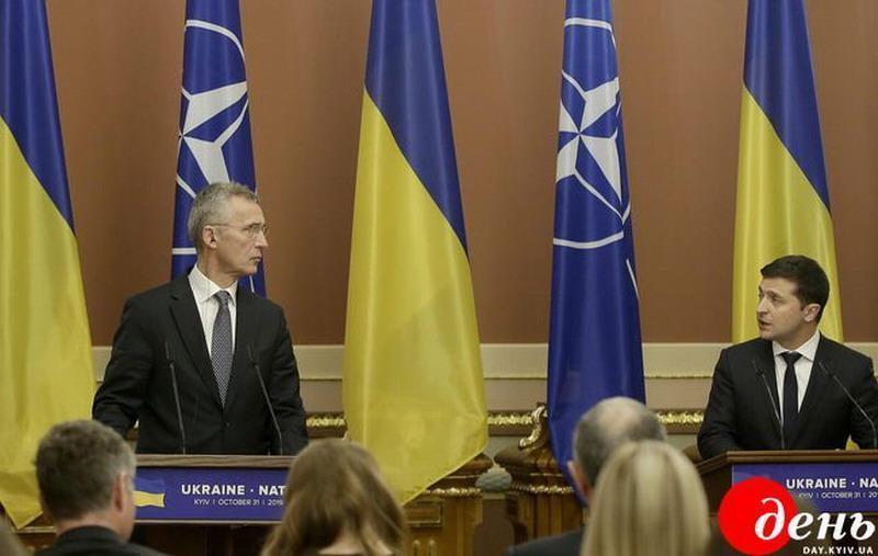 Киевское еврейство признало подготовку Украины совместно с НАТО к войне с Россией