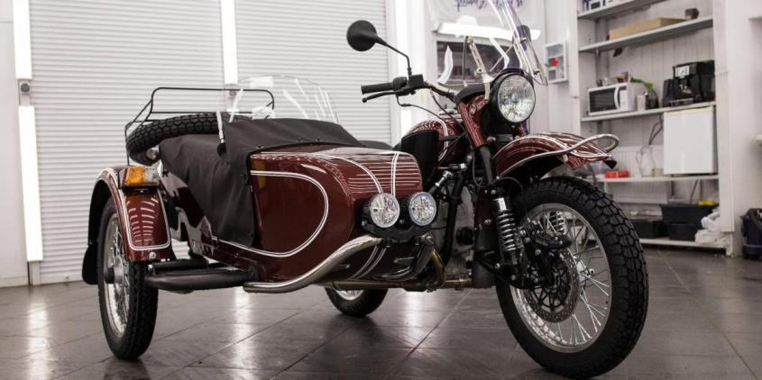 В Канаде восхитились новым мотоциклом