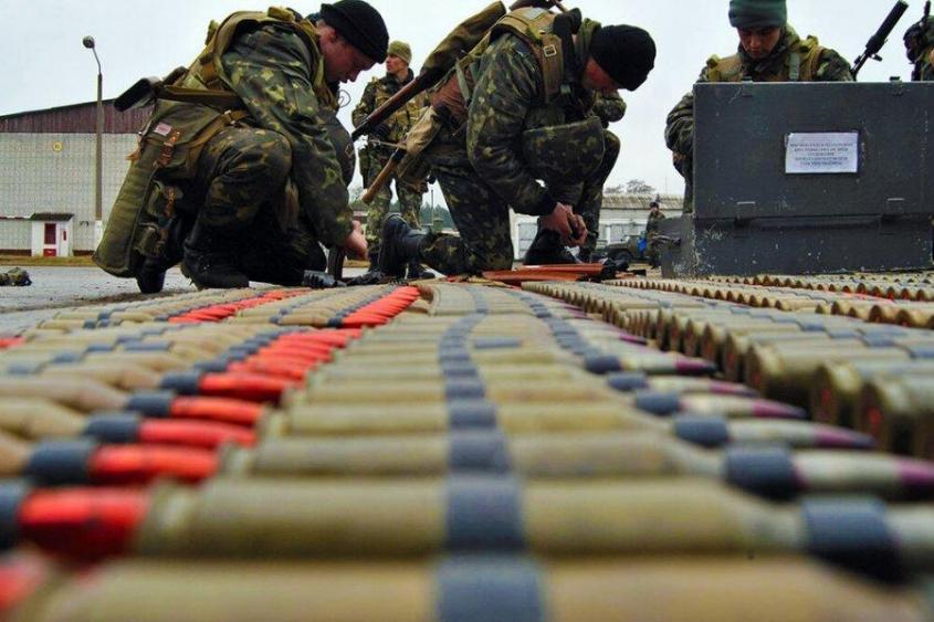 Россия передала Донбассу крупную партию современного вооружения – для защиты от ВСУ...