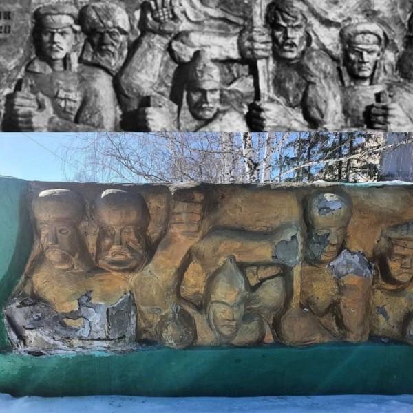 Война с русскими памятниками идёт даже в России