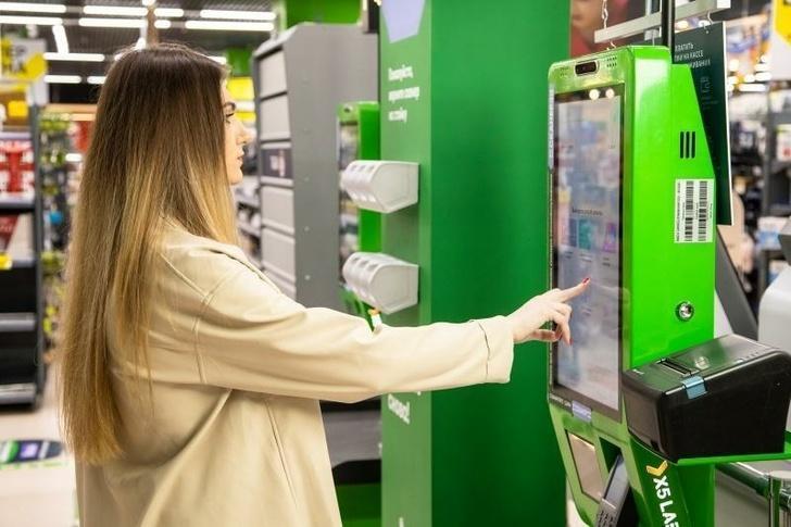 В Москве в ряде магазинов впервые в России внедрена технология оплаты с помощью биометрии