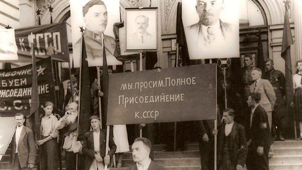 В Прибалтике переворачивается представление о жизни в СССР и России