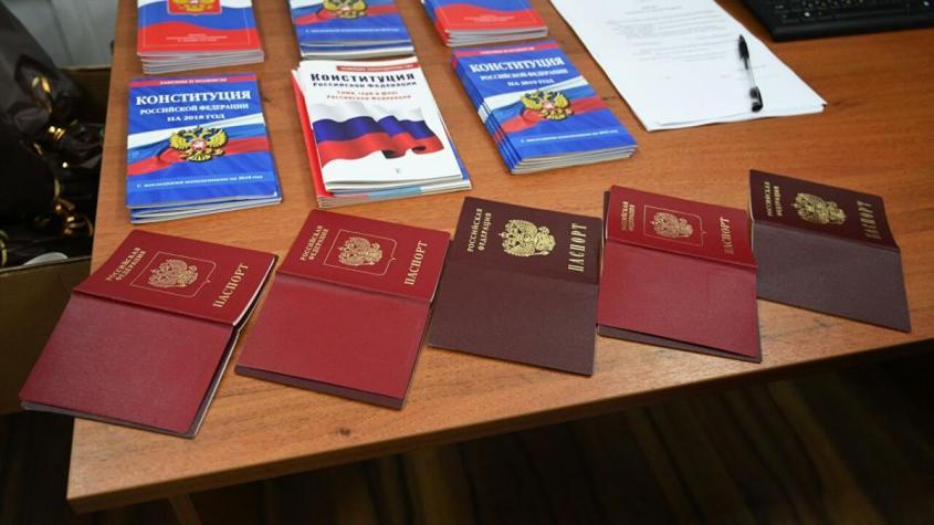 Донбасс. Смогут ли новые граждане России проголосовать у себя дома