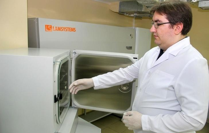 Учёные АлтГУ разработали клеточную плёнку с антимикробными свойствами для восстановления кожи