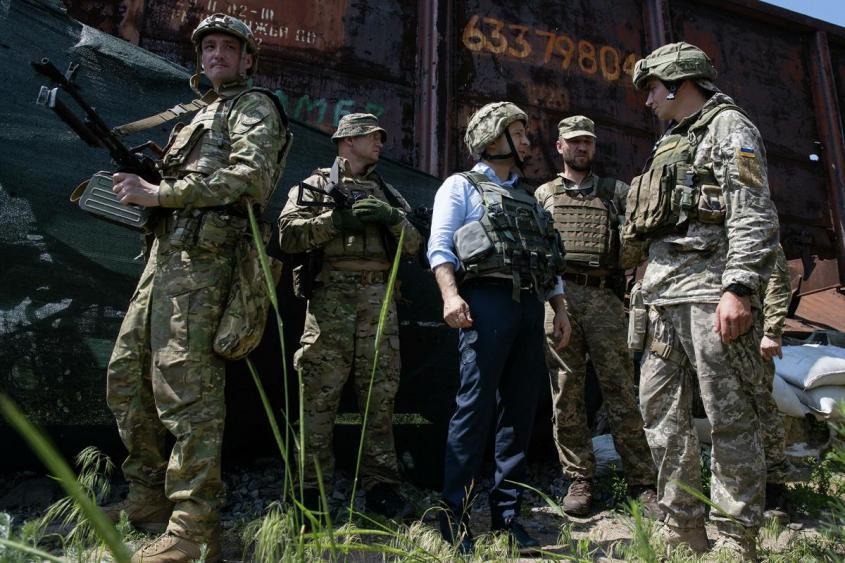 Что армия США устроила в Европе