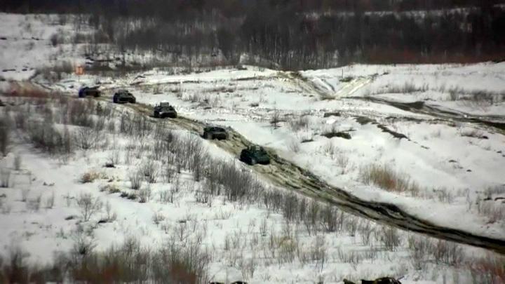 В российской армии начались массовые проверки боеготовности