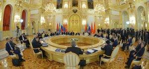 В Москве прошло заседание Высшего Евразийского экономического совета