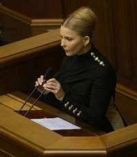 Юлия Тимошенко: азы ремесла