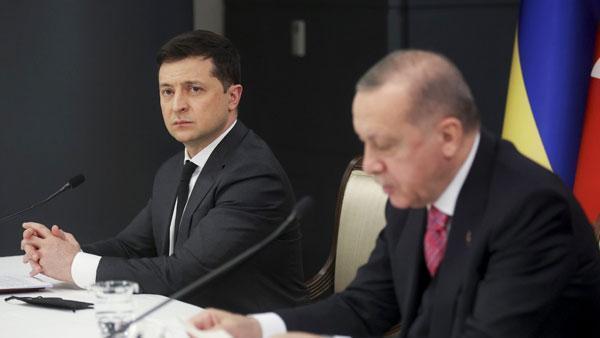 Заявления Эрдогана о Крыме ввели Зеленского в заблуждение