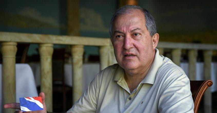 Турция: «Президент Армении Армен Саркисян – британский агент»