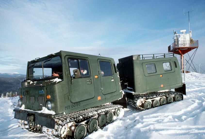 Американцы готовятся к высадке в Арктике: «Ждем технику к августу»
