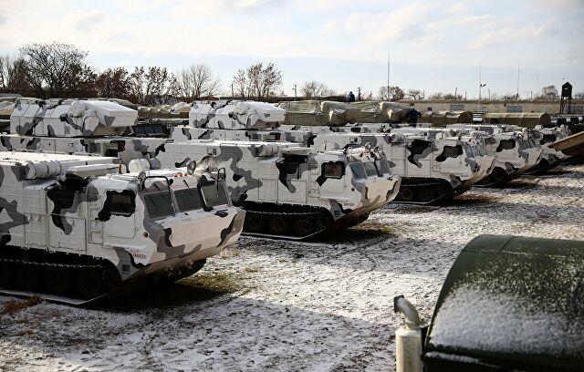 Американцы готовятся к высадке в Арктике: