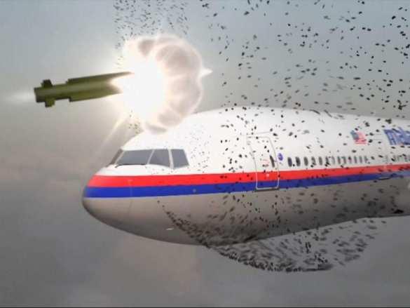 «Приказано уничтожить»: вину Украины за сбитый МН17 доказали   Русская весна