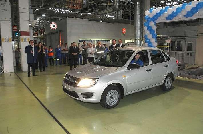 АВТОВАЗ: новая автоматизированная коробка передач на LADA Granta