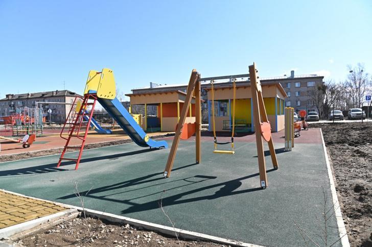 Новые детские сады открываются в регионах часть 6 ( 2021 г.)