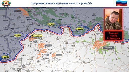 Армия ЛНР получила цель: каратели ВСУ вскрыли свою позицию роликом с нанесением удара
