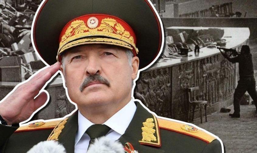 Белорусский майдан пришёл к террору – провал операции «Тишина»