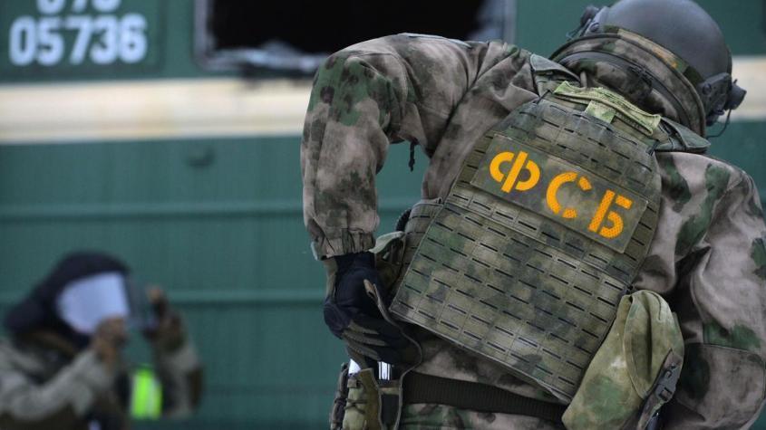 В Севастополе ФСБ задержала россиянина, передававшего Киеву сведения о Черноморском флоте