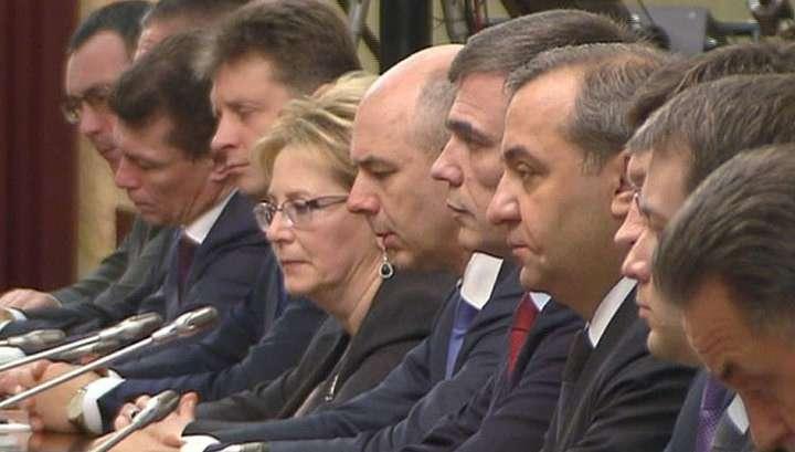 Президент Путин лишил правительство больших новогодних каникул