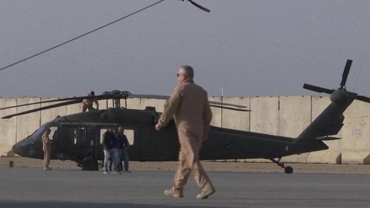 Американские оккупанты начали вывод войск из Афганистана