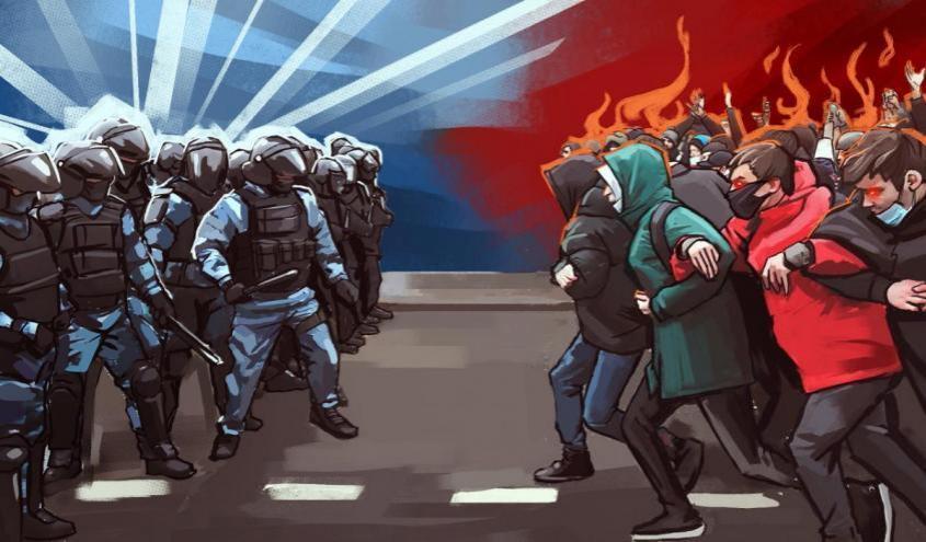 Несистемная оппозиция в России – 10 лет на страже истощения ресурсов противника