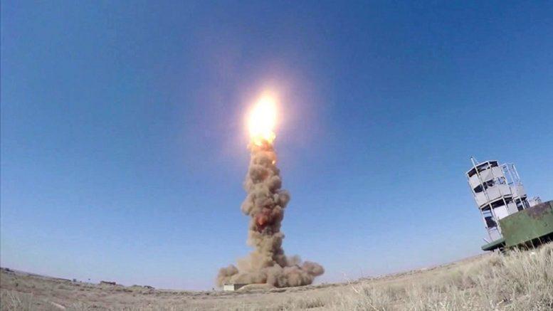 Русская ракета А-235 «Нудоль» поставила крест на планах США войны с Россией