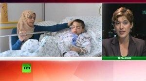 Израильский полицейский выстрелил в лицо пятилетнему палестинскому мальчику