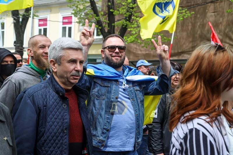 В Госдуме ужаснулись разгулу нацизма на Украине, взращённого еврейской хунтой