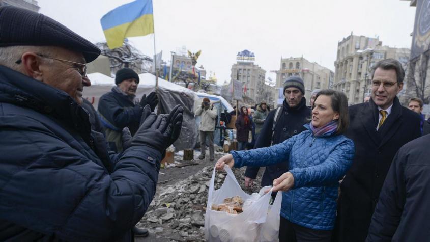 Нуланд снова едет в Киев, на сей раз с кнутом вместо пряников