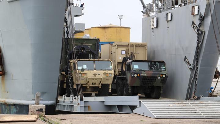 Учения НАТО – повод для накапливания военной техники около границ России