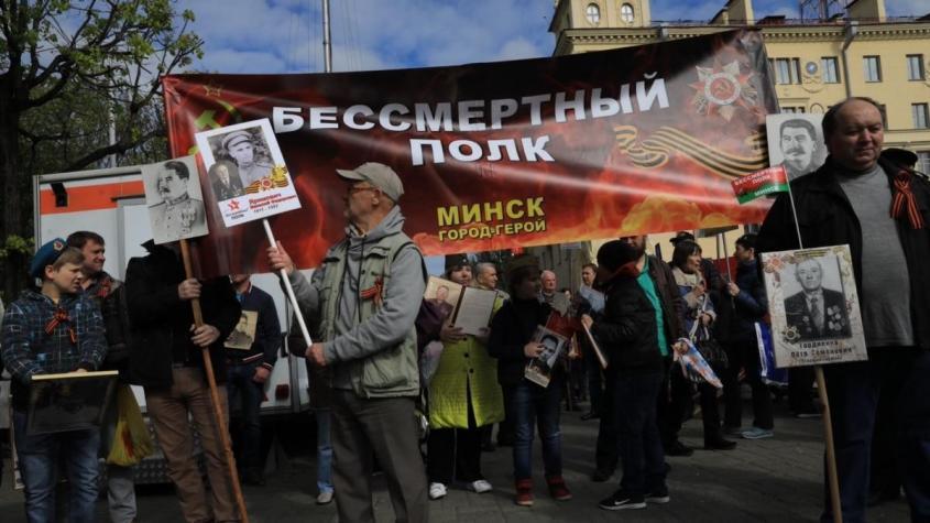 Белорусские власти всё-таки не разрешили в столице провести шествие