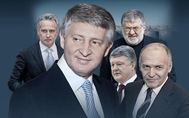Итогом победы евромайдана на Украине стал триумф олигархов и коррупции