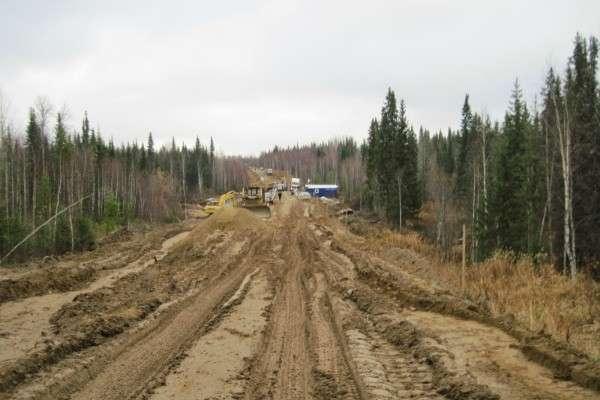 ОНФ в Коми добивается реконструкции трудно проходимой дороги Вуктыл-Подчерье