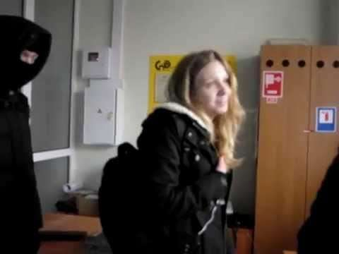 «Айдаровцы» ворвались в офис российской фирмы в Виннице