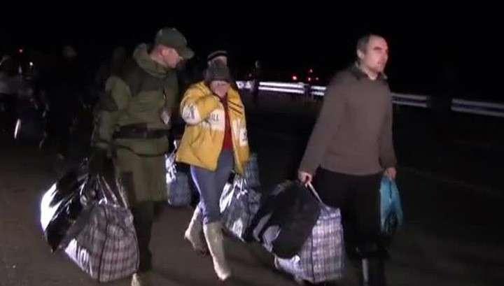 Украина: на юго-востоке в плену остались 490 человек