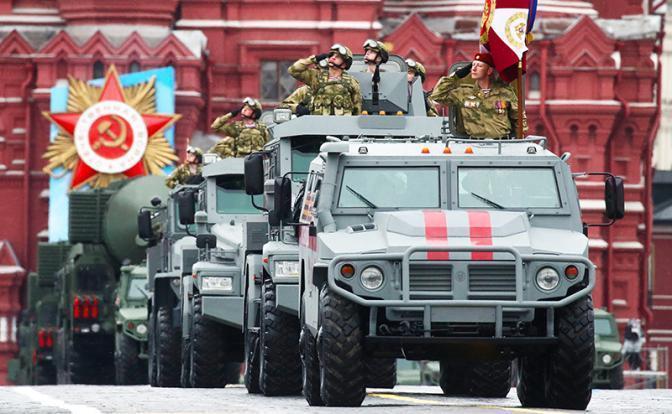 Как западные СМИ отреагировали на парад Победы 2021 в Москве