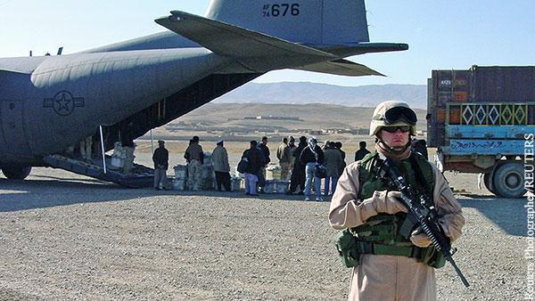 Уход США из Афганистана оборачивается новым вызовом для России