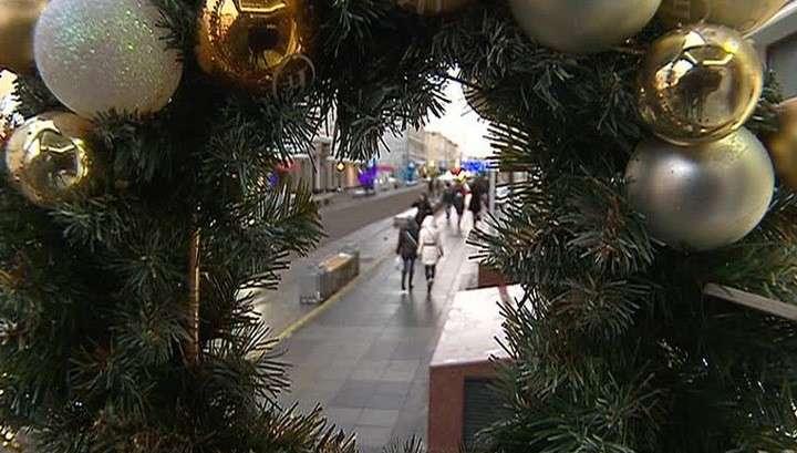 Новогодние чудеса: Москва будет развлекаться и парковаться бесплатно