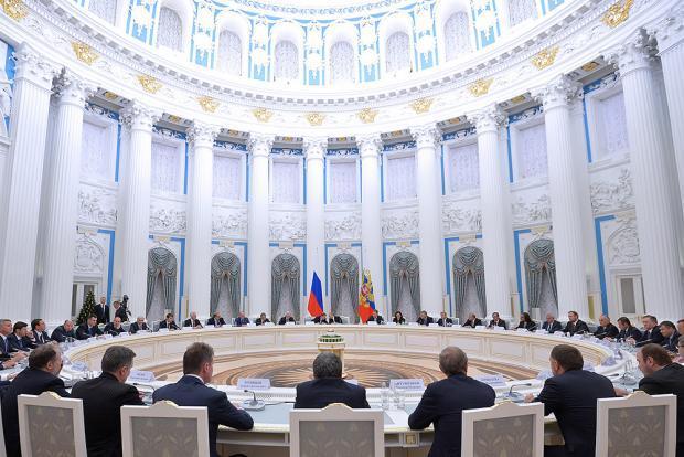 Дворцовый переворот без дворцов
