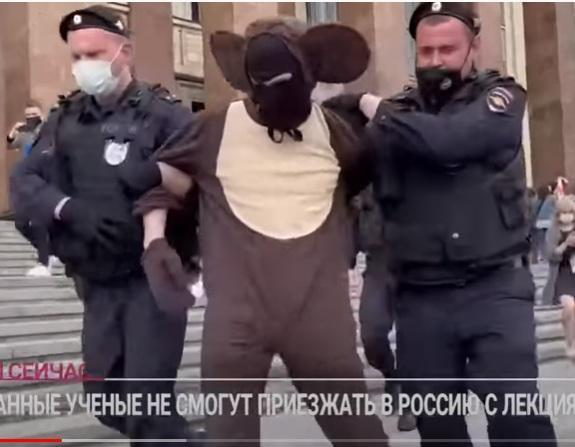 Консульство США в Екатеринбурге закрыто! Как жаль, что вы наконец-то нас покидаете