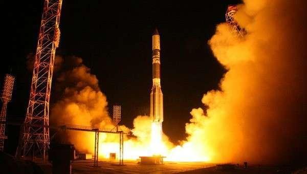 «Протон-М» вывел европейский спутник связи Astra-2G нацелевую орбиту