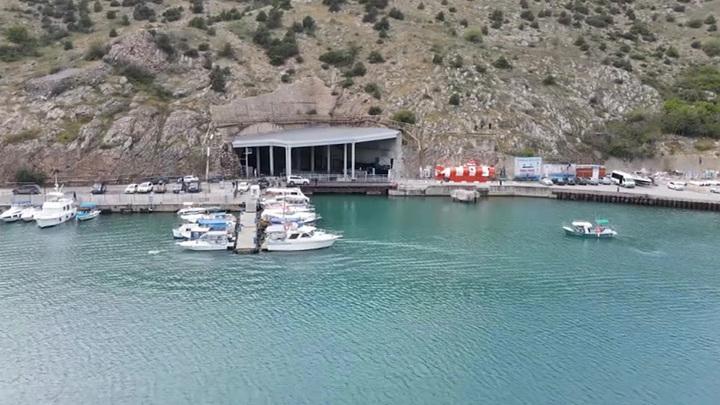 В Крыму открылся уникальный Балаклавский подземный музей
