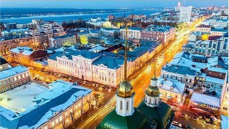 Пермь (Perm) 2011 – 2020. Было  – Стало
